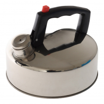 Campmaster Stainless Steel Whistling Kettle 2L