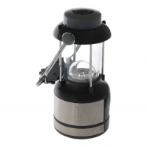 Campmaster 8 LED Camping Lantern with Compass