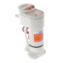 Seaflo Manual to Electric Marine Toilet Conversion Kit 24V