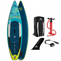 Aqua Marina Hyper Touring Inflatable Stand Up Paddle Board Package 11ft 6in