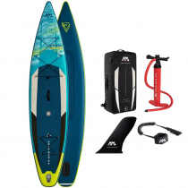 Aqua Marina Hyper Touring Inflatable Stand Up Paddle Board Package 12ft 6in