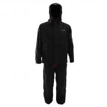 Shimano Dry Shield Jacket and Pants Set Black