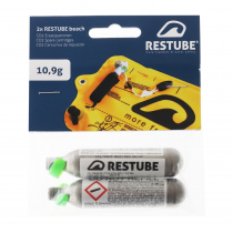 Restube Beach Inflatable Lifebuoy Replacement CO2 Gas Bottle 10.9g Qty 2