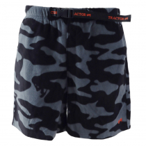 Tractor Outfitters Camo Fleece Shorts Charcoal XL