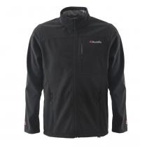 Manitoba Soft Shell Jacket Black