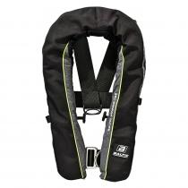 Baltic Winner 165 Automatic Inflatable Life Jacket Black/Grey 40-150kg