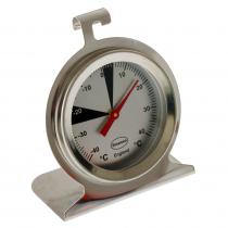 Brannan Stainless Steel Fridge/Freezer Thermometer