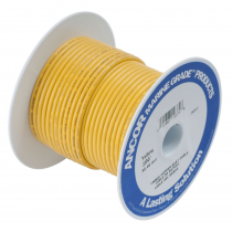 Ancor Tinned Copper Battery Cable - 3/0 AWG 81sq mm Yellow