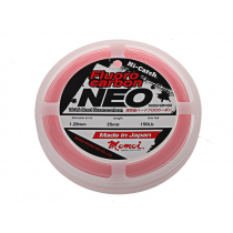 Momoi Hi-Catch NEO Fluorocarbon Pink 25m