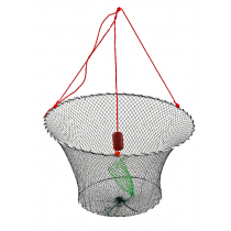 Kilwell 2-Ring Crab/Koura Trap with Rope