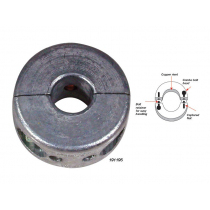 Propeller Shaft Zinc Anode Thin Series