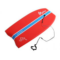 Maddog Booster Body Board 45in Red