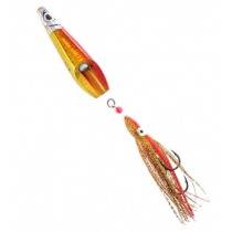 Shimano Rock Hopper Sliding Inchiku Jig Orange Gold 200g