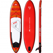 Aqua Marina Atlas Advanced All-Around Inflatable Stand Up Paddle Board 12ft