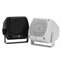 Poly-Planar MA-840 Subcompact Box Speakers 80w 4in