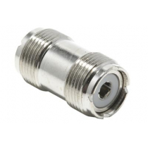 PL258 Double Female Connector for UHF Cables