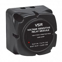 Voltage Sensitive Relay 12/24V