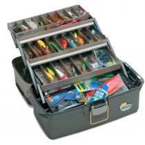Plano 6134 Guide Series 3-Tray Tackle Box