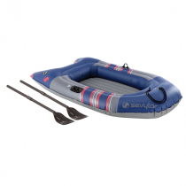 Sevylor Colossus 2-Person Boat with Oars