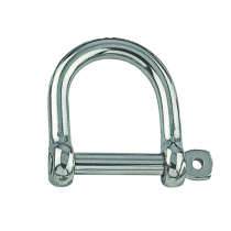 Sinox S360WO 316 Wide D Shackle