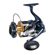 Shimano Stella SW 10000 PG and Abyss SW Mechanical Spin Jig Combo 5ft 3in PE5 1pc