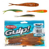 Berkley Gulp Minnow Soft Bait 10cm