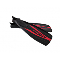 Aqualung Express Snorkeling Fins Red Black XS US4.5-6