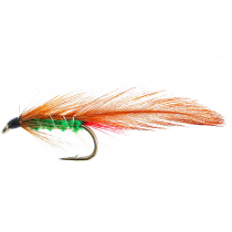 Black Magic Green Ginger Mick Trout Fly