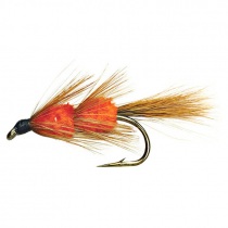 Black Magic Red Setter Trout Fly Light Tail A04 Qty 1