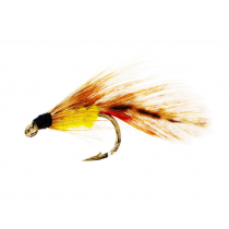 Black Magic Yelllow Parsons Glory Trout Fly A06 Qty 1