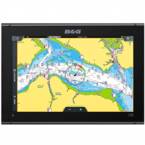 B&G Vulcan 12 Multifunction Sailing Chartplotter with C-MAP