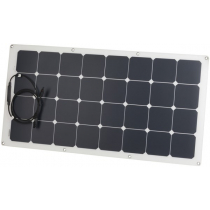 Semi Flexible Solar Panel 100W 12V