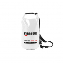 Mares Cruise Dry T5 Dry Bag 5L White