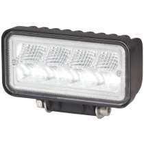 Rectangular 12w LED Waterproof Floodlight 1136lm 5in