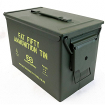Outdoor Outfitters Fat Fifty Ammo Box X1