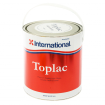 International Toplac Topside Paint 4L Snow White
