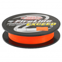 Berkley FireLine Exceed Braid Orange