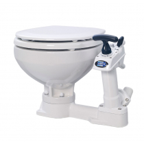 Jabsco 29090-5000 Twist 'N' Lock Manual Toilet Compact Bowl
