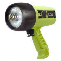 Underwater Kinetics C8 eLED Dive Torch Safety Yellow