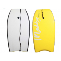 Maddog 41inch Foam Eater Body Board - Yellow
