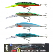 Rapala X-Rap Magnum 30 Deep Diving Lure 16cm