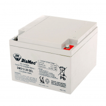 SLA Deep-Cycle Gel Battery 12V 26Ah