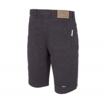 Betacraft Huxley Creek Canvas Jean Shorts Black 88cm/34in
