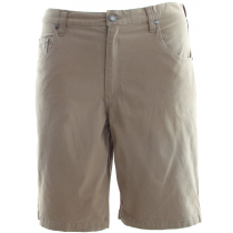 Betacraft Huxley Creek Canvas Jean Shorts Beige 84cm/33in