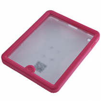 Lifedge Waterproof Case for iPad 2 and 3 Pink