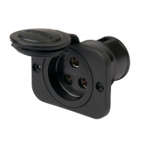 Marinco 70A 3-Wire Trolling Motor Receptacle