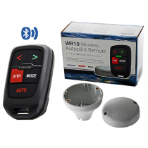 Lowrance WR10 Wireless Autopilot Remote and Base Station