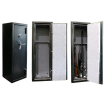 Boston Security 6mm 10 Gun Safe 1400 x 440 x 406mm