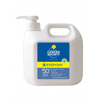Cancer Society Everyday Lotion SPF50 Sunscreen 2.5L
