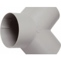 Truma 40191-01 Y-Piece for Ducting 65mm